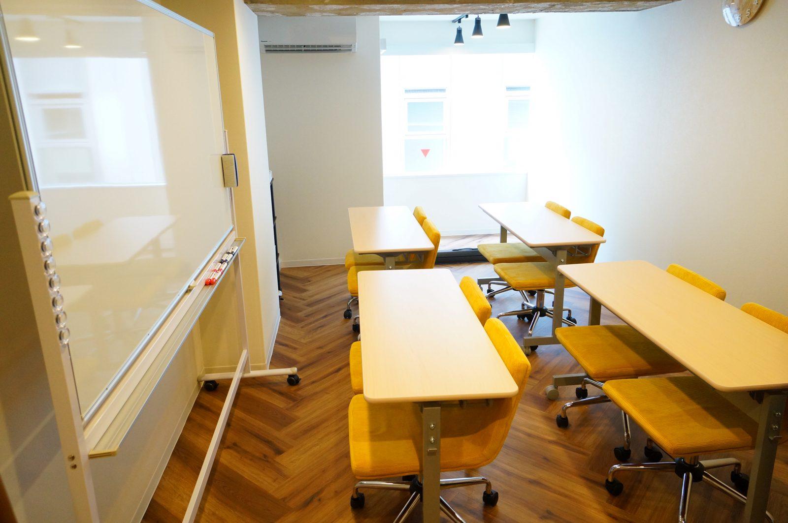 セミナー可能な渋谷のレンタルスペース(貸し会議室)
